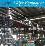 绝缘PVC电缆线挤出生产线粉末输送机