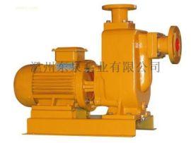 CYZ-A直联式自吸油泵 自吸离心泵