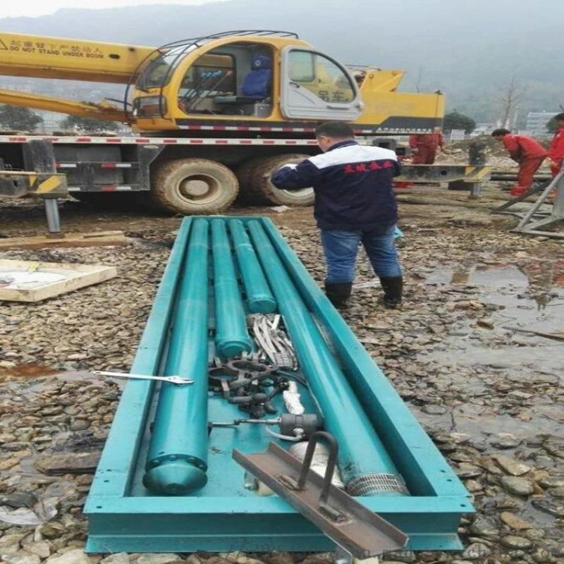超大流量卧式矿用潜水泵