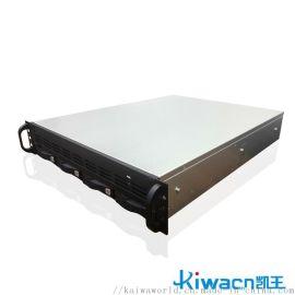 2u4铝面板服务器机箱 OEM/ODM生产厂家