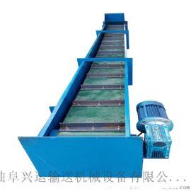 封闭的壳体内运动着的刮板链条移动式 移动刮板运输机