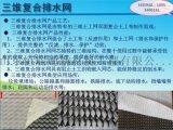國標三維復合排水網  土工材料生產基地