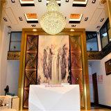 佛山不鏽鋼屏風廠家 七彩不鏽鋼酒店辦公裝飾屏風