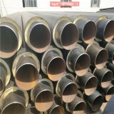 揭阳 鑫龙日升 聚乙烯塑料预制聚氨酯保温管 直埋发泡保温管