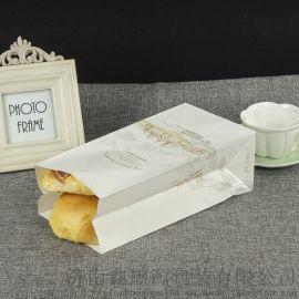 山东开窗覆膜食品打包纸袋定制生产厂家