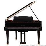 三脚钢琴世爵W152G传统原声机械5尺三角钢琴