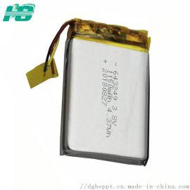 643249聚合物**电池1150mAh聚合物电池3.8V软包电池定制厂家直销