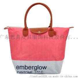 礼品包定制 手提女包 购物袋厂家 可折叠包包