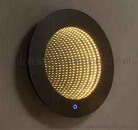 浴室led镜出口品质led隧道镜