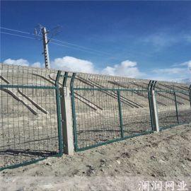 成都供应铁路专用框架护栏网 8002边框隔离网