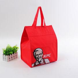 厂家定制餐饮外卖袋无纺布袋保温袋冰包礼品袋快餐