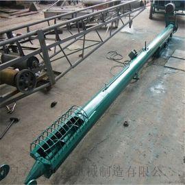 碳钢输送机 新型给料机 六九重工密封式螺旋上料机