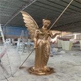 欧式人物雕塑 湛江街头人物雕塑