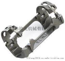 硅溶胶精密铸造矿山机械高锰钢配件