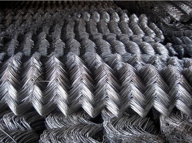 14号镀锌铁丝挂网(边坡喷锚专用)