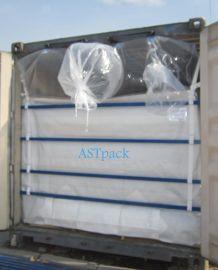 20尺/40尺散货包装-集装箱内衬袋