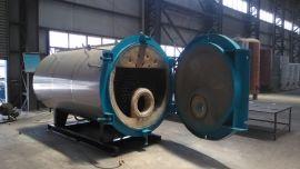 永兴牌优质环保2吨卧式燃油气蒸汽锅炉厂家直销