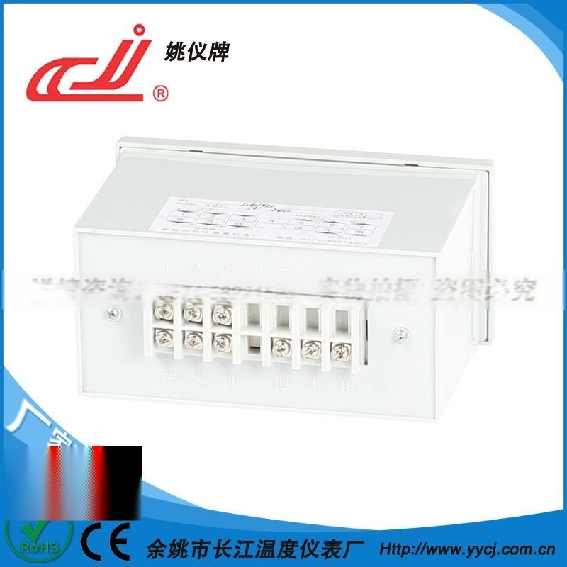 姚仪牌XMT-121/2系列单一信号指定输入数显温度调节仪