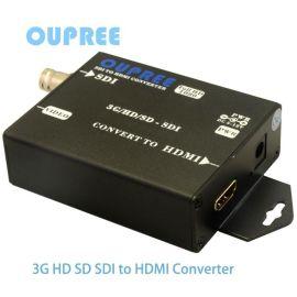 欧柏锐批量SD/HD/3G-SDI转HDMI/DVI高清转换器,**价至年底