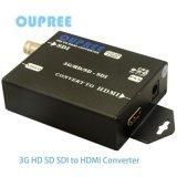 欧柏锐批量SD/HD/3G-SDI转HDMI/DVI高清转换器