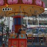 户外儿童游乐设备 飞椅童星游乐设备厂家免费上门安装