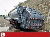 8方后装挂桶垃圾压缩车可以装多少钱