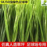 学校足球场专用人造草坪操场人工塑料假草皮