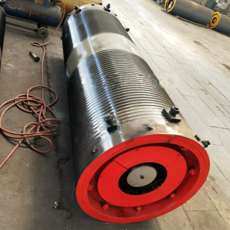 厂家直销起重机配件卷筒组 来图加工定做卷筒组大齿盘
