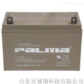 自贡市八马蓄电池PM65-12原装现货总代理