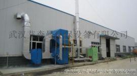 活性碳吸附催化燃烧  武汉塑料厂废气处理设备