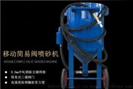 吉林布袋式除尘器,移动式钢架构喷砂设备