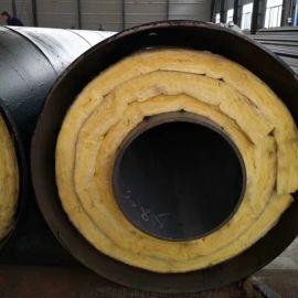 钢套钢蒸汽保温管,钢套钢保温管
