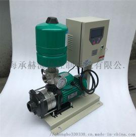 不锈钢水泵MHI404变频恒压泵/别墅家用自动自来水增压泵 铸铁MHIL203
