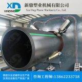 锥形双螺杆挤出机 PVC管材生产线 PVC管材生产设备
