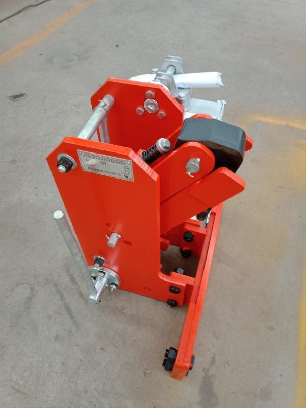 起重機配件 港口碼頭專用 YFX600 防風鐵楔