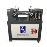 橡胶开炼机 小型双辊混合机 实验用电加热炼胶机