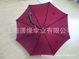 定做广告伞 直杆伞 直柄弯柄的直杆礼品伞工厂价优质优