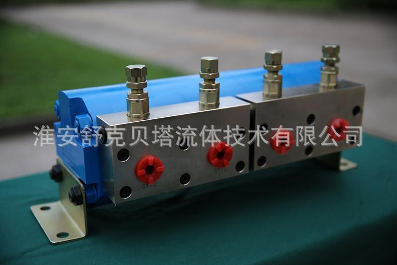 CFA3-25/25/25/25系列齿轮分流器