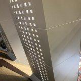 江門直銷電梯專用鋁單板 衝孔造型包邊鋁單板 轉角收邊鋁單板