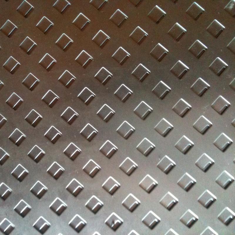方孔衝孔板 方孔衝孔網 衝孔方孔板