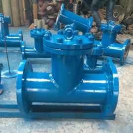 SRT/SBT T型过滤器 铸钢过滤器上海沪工阀门良工标一富山开维喜