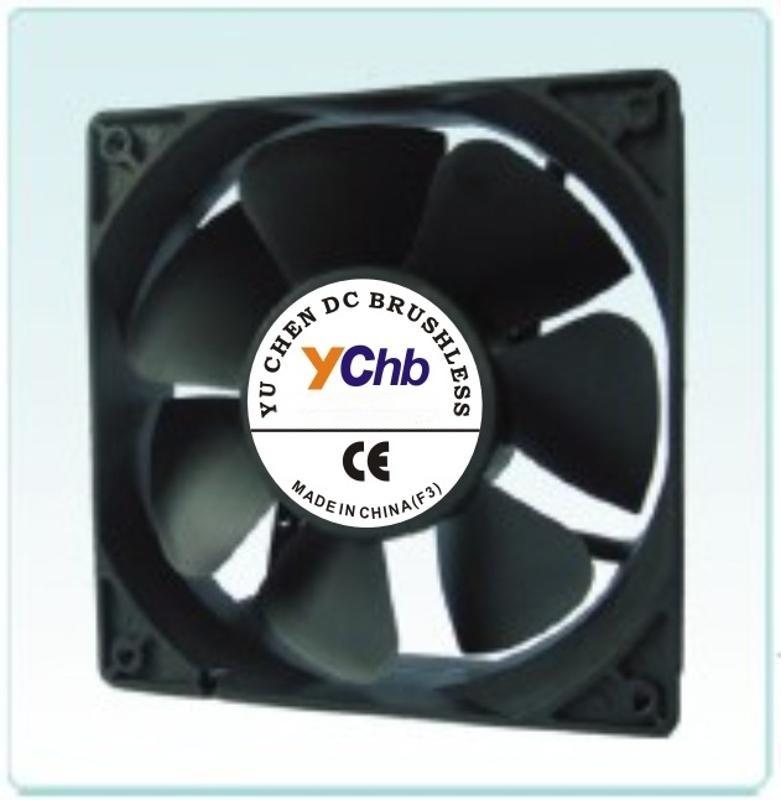 供應12038直流散熱風扇風機工業風扇(圖)