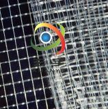 1000DPVC透明網格布、1cm大網格透明布