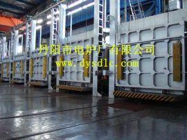 【丹阳市电炉厂】供应推荐 工业炉 台车式电炉 热处理设备