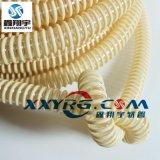 鑫翔宇XXYRG耐磨食品级软管, pu塑筋螺旋增强软管内壁光滑20mm