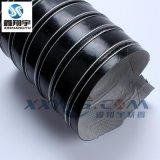 鑫翔宇黑色高溫硫化矽膠風管,耐熱通風軟管,阻燃高溫風管批發25