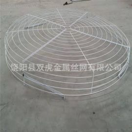 天津吊扇网罩厂家 1.2m直径吊扇钢丝网罩现货直发