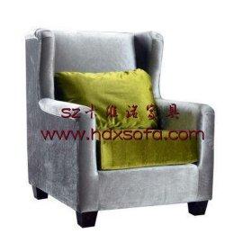 卡维诺家具欧式简约美甲沙发老虎椅02