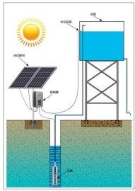太阳能水泵、太阳能提水灌溉洗浴、