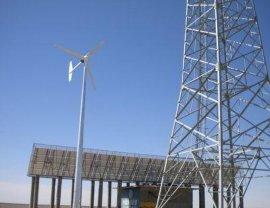 風光柴互補通信基站供電解決方案